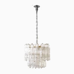 Chandelier by Toni Zuccheri for Venini
