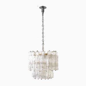 Lámpara de araña de Toni Zuccheri para Venini