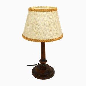 Lámpara de mesita de noche pequeña