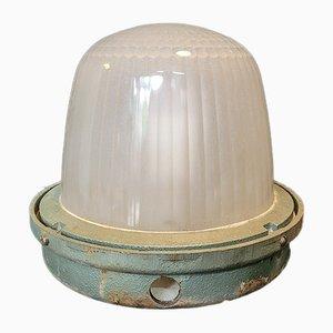 Holophane Ceiling Lamp