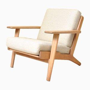 GE290 Sessel von Hans J. Wegner für Getama, 1950er