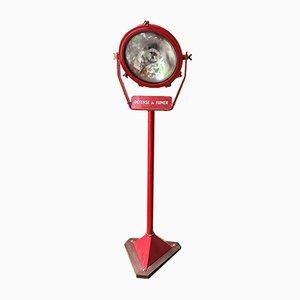 Fireboat Projektor Lampe