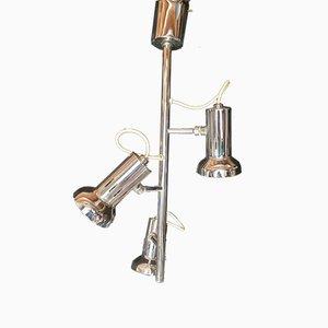 Lámparas de techo de triple suspensión de Erco