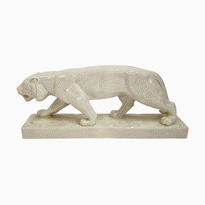 Emaillierter Panther, 1930er