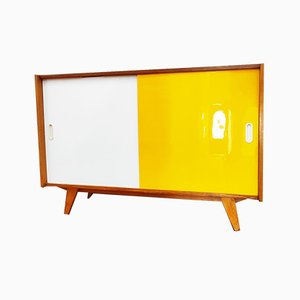 Cabinet by J. Jiroutek for Interior Prague, Czechoslovakia, 1960s