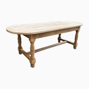 Eichenholz Farmhaus Tisch