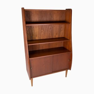 Danish Teak Bookcase. 1960s