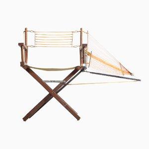 Repaired Director's Chair di Paulo Goldstein Studio
