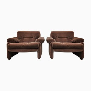 Coronado Armchairs by Tobia Scarpa for C&B Italia, Set of 2