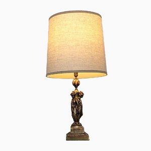 Caryatid Tischlampe von Deknudt