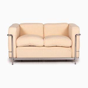 Le Corbusier LC 2 Sofa von Cassina