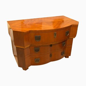 20th Century Bohemian Cubist Chest of Drawers