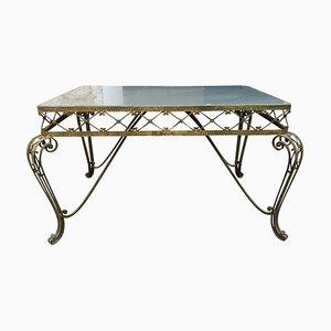Regency Italian Console Table by Pier Luigi Colli, 1950s