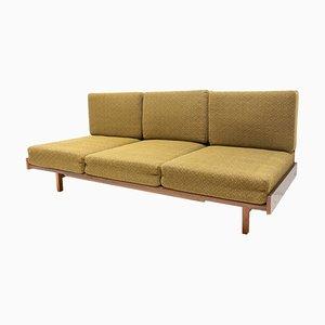 Mid-Century Folding Sofa, 1960s, Czechoslovakia