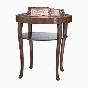 Late 19th Century Copper Tray Table