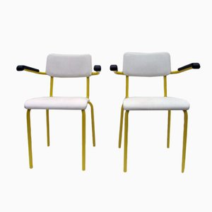 Dutch Industrial Chairs from Ahrend de Cirkel, 1970s, Set of 2