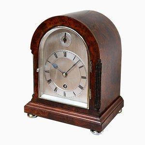 Orologio Burr Walnut Arch Top