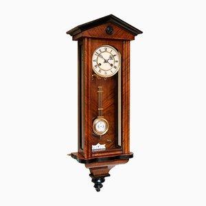 Orologio a molla Vienna regolabile Walnut