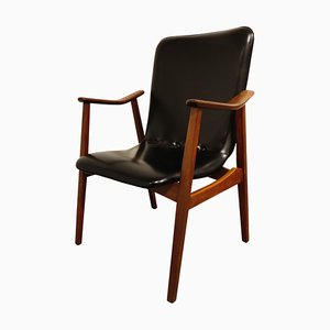 Mid-Century Armchair by Louis Van Teeffelen for Wébé, 1960s