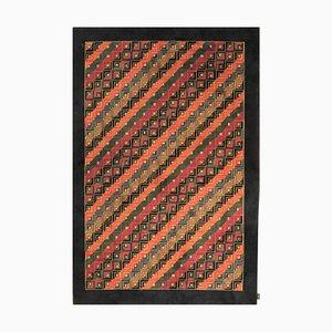 Geometrischer Missoni Teppich, 20. Jh. Von T & J Vestor, 1983