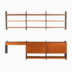 Shelf System by Nils Strinning, 1950s