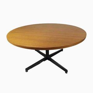 Runder Teak Tisch