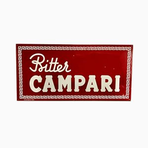 Bitter Campari Sign