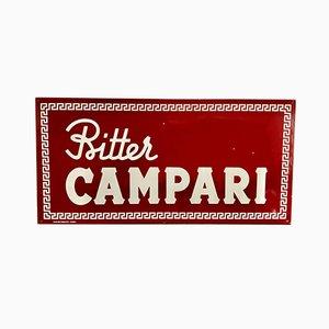 Panneau Campari Bitter