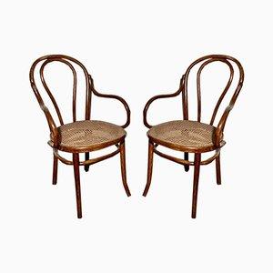 Modell 18 / P Thonet Stuhl von Jacob & Josef Khon