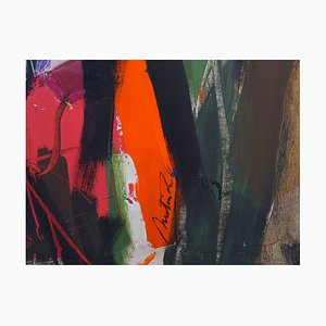 Ölgemälde auf Leinwand von Romul Nutiu