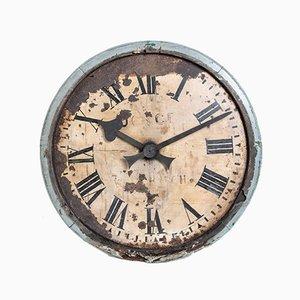 Orologio da torre antico industriale di Joyce of Whitchurch