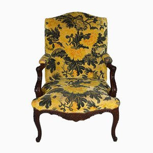 French Regency Period Armchair, 18th Century