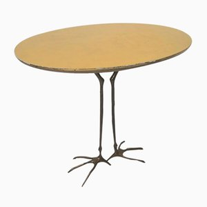Traccia Table by Meret Oppenheims for Simon International, 1970s