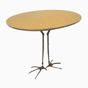 Traccia Tisch von Meret Oppenheims für Simon International, 1970er