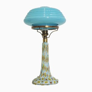 Lampe aus Muranoglas, 1950er