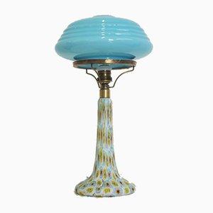 Murano Glass Lamp, 1950s