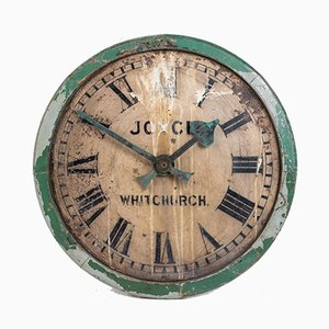 Huge Antique Industrial External Tower Clock from Joyce of Whitchurch