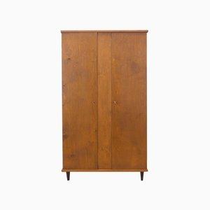 Danish Walnut Wardrobe, 1960s