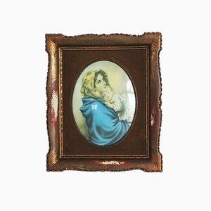 Quadretto Darstellung, Madonna, 1960er
