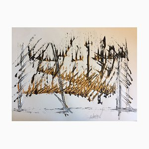 Arte contemporáneo francés, Gesticulation de Jérémie Rebourgeard
