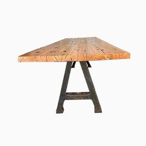 Table Industrielle Xl Vintage