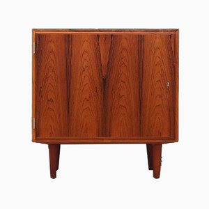 Danish Rosewood Cabinet by Carlo Jensen for Hundevad, 1970s