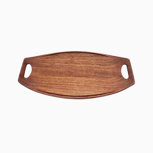 Danish Teak Tray by Jens Quistgaard, 1950s