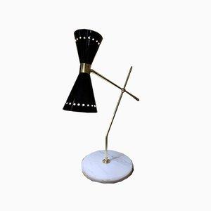 Lámpara de mesa de Stilnovo