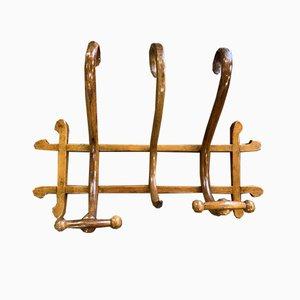 Appendiabiti antico di Michael Thonet per Gebrüder Thonet Vienna GmbH