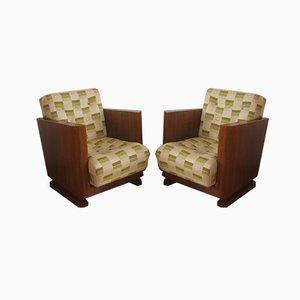 Art Deco S 30 Armchairs, Set of 2