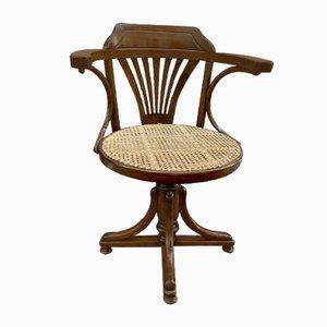 Thonet Model Number 3 Swivel Chair by Michael Thonet for Gebrüder Thonet Vienna GMBH