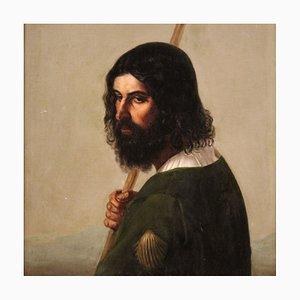Gemälde, Saint Rocco, 19. Jahrhundert