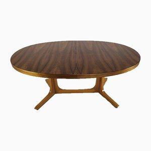 Ovaler Baumann Tisch