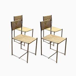 Paludis 150 Chairs by Giandomenico Belotti Alias, Italy, 1979, Set of 4